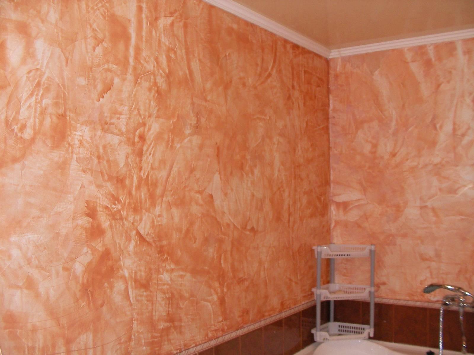 штукатурка ванной комнаты цементным раствором