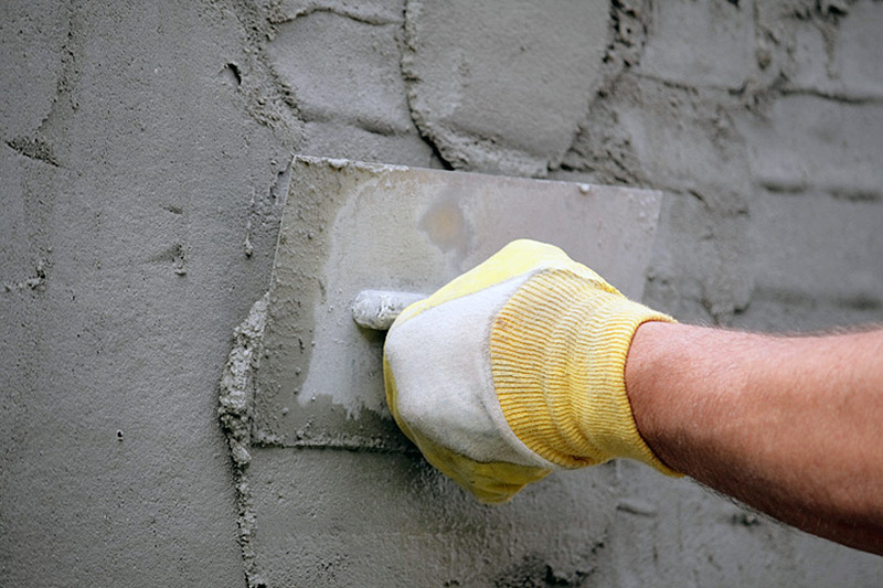 Оштукатурить газобетон своими руками 9
