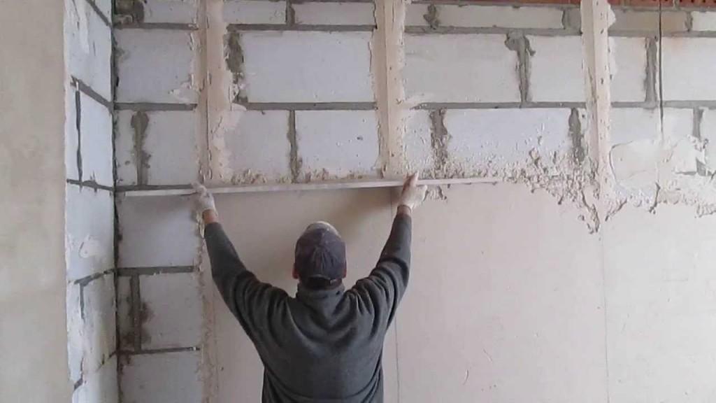 Расценка штукатурка поверхности цементным раствором бетон газ