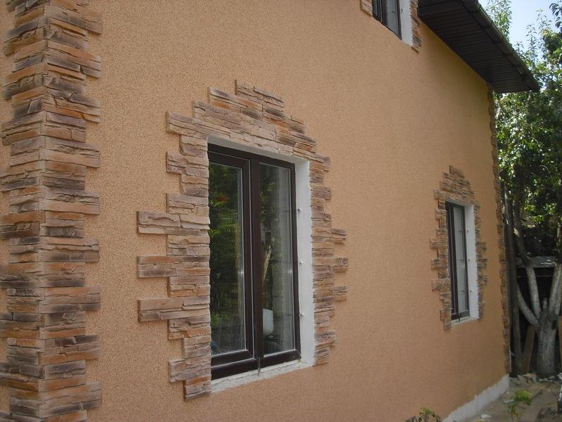 Выполнение работ по ремонту фасадов зданий